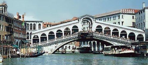 I ponti pi conosciuti di venezia for Ponte sopra i disegni del garage